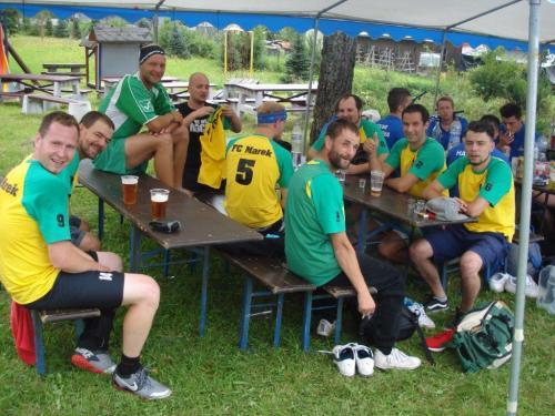 Turnaj v minifutbale
