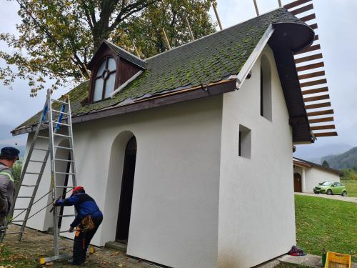 Kostol oprava