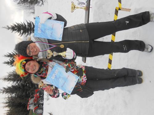 Sánkarske preteky 15.01.2017