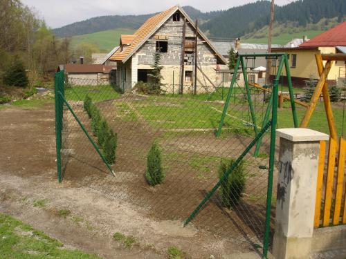 Výstavba detského ihriska
