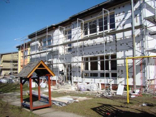 Rekonštrukcia budovy MŠ