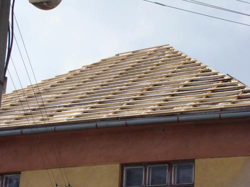 Rekonštrukcia budovy u Brezniaka