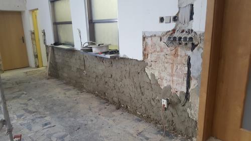 Rekonštrukcia tanečnej sály