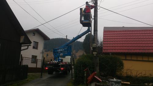 Rekonštrukcia verejného osvetlenia