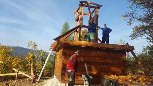 Rekonštrukcia zvonice
