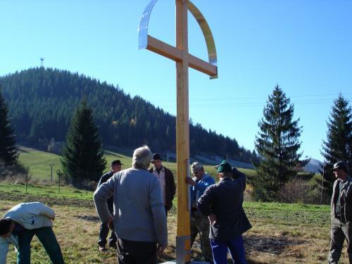Vysvätenie nového cintorína