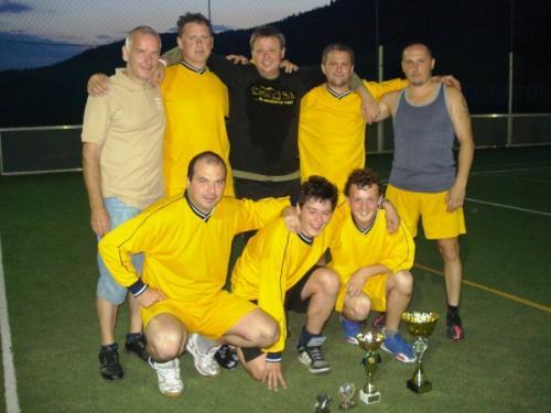 Turnaj o pohár starostu obce 2014
