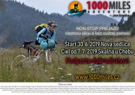 ultramaraton 1000miles Adventure 30.06.2019 1