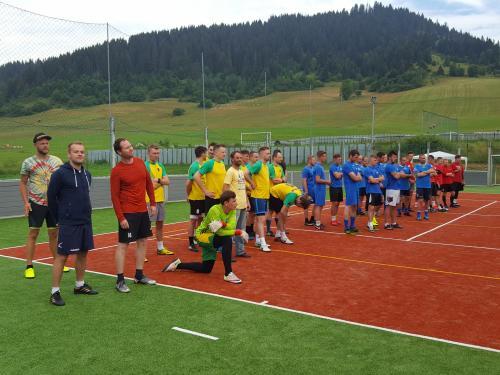 Turnaj v minifutbale 25.07.2020