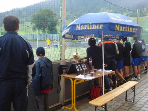 Turnaj o pohár starostu obce 2012