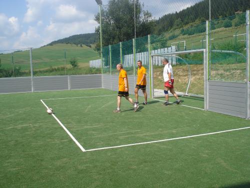 Turnaj o pohár starostu obce 2009
